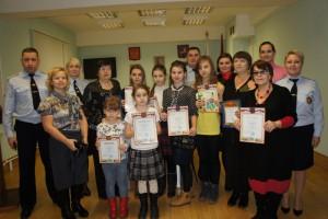 Победители представят округ на городском этапе соревнований