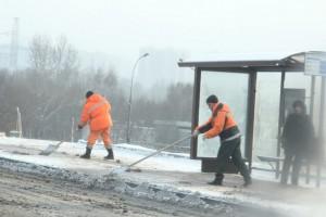 Улицы Донского района в зимний период убирают почти 70 единиц специализированной техники