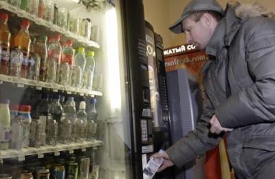 В 4 подземных переходах ЮАО установят торговые автоматы по продаже прохладительных напитков