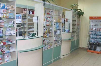 Аптеки Москвы снабжены необходимыми препаратами на 100%
