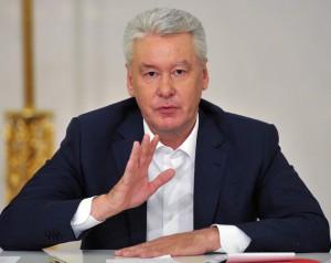 Москва. мэр Москвы, Сергей Собянин