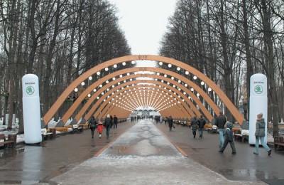 За последние три года жители Москвы стали чаще посещать парки