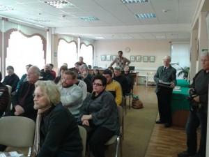 Жители Донского района смогут посетить очередную образовательную лекцию