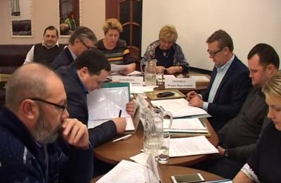 Депутаты соберутся на очередном заседани
