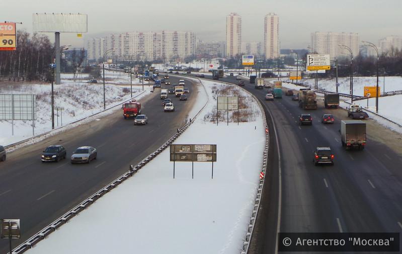 Развязку МКАД иЛипецкой улицы начнут чинить в предстоящем году