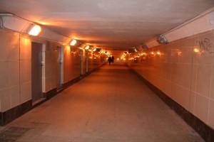 Один из подземных переходов в ЮАО