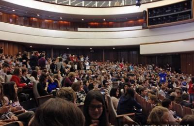 В конце прошлого года в Москве прошел крупный съезд молодых парламентариев