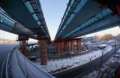 В 2017 году достроят участок Южной рокады от Балаклавского до Пролетарского проспекта