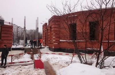 Храм в честь Живоначальной Троицы в районе Чертаново Центральное будет построен летом