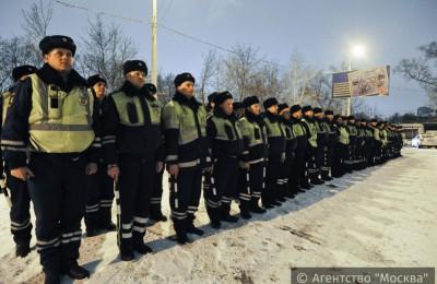 Москва продолжает увеличивать уровень безопасности граждан