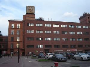 После революции мануфактура была превращена в хлопчатобумажную фабрику имени Фрунзе