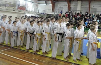 Лучшие каратисты со всей России примут участие в чемпионате, который пройдет в ЮАО