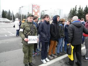 Подростки из Донского района
