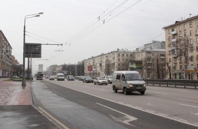 Варшавское шоссе в ЮАО