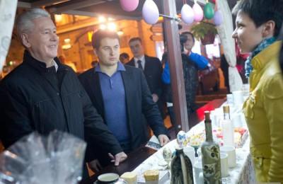 """Сергей Собянин рассказал о закрытии фестиваля """"Рыбная неделя"""""""
