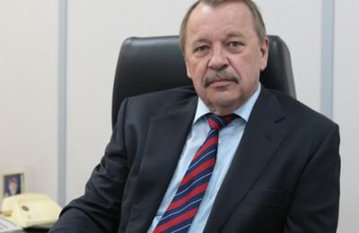 Префект Южного округа Алексей Челышев