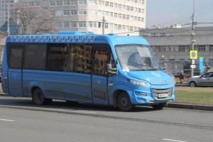 В Южном округе несколько маршрутов общественного транспорта частные перевозчики будут обслуживать по новым стандартам