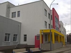 Новая школа в районе Бирюлево Западное
