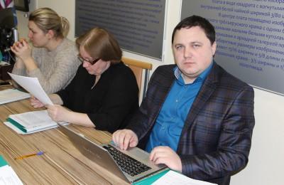 Депутат муниципального округа Донской Алексей Никишин