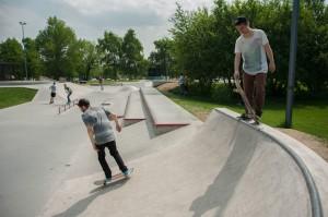 Соревнования в рамках открытого скейт контеста пройдут в парке Садовники Южного округа
