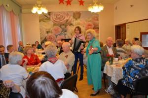 Одно из мероприятий в социальном центре Донского района