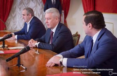 Сергей Собянин рассказал об организации летнего отдыха в Москве