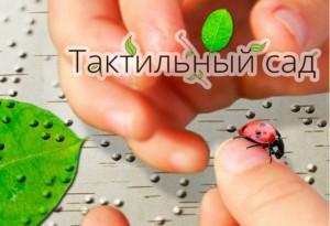 Слабовидящие жители Донского района получат возможность посетить уникальный сад