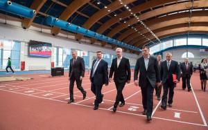 Сергей Собянин рассказал об открытии Чемпионата мира по пятиборью в Москве