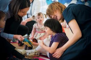 В ЮАО проходит благотворительная акция для воспитанников центра Вера. Надежда. Любовь