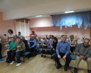 Праздник для победителей окружных соревнований и спартакиад среди лиц с ограниченными возможностями провели в Донском районе