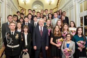 Сергей Собянин рассказал о качестве образования в Москве
