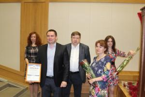 Победителем в номинации «Численность сотрудников у работодателя от 100 до 500 человек» стала компания «Сибинтек» из Донского района