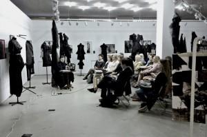 В рамках выставки уже для жителей уже проводили образовательные лекции