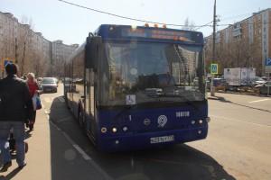 Остановку, которая входит в состав нескольких маршрутов, переименовали в ЮАО