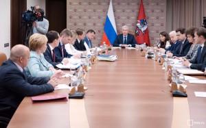 24 мая в Москве прошло очередное заседание президиума правительства