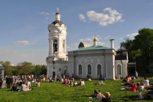 Музей-заповедник «Коломенское» в Южном округе