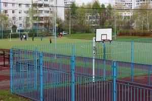 Новые спортивные площадки появятся в Донском районе