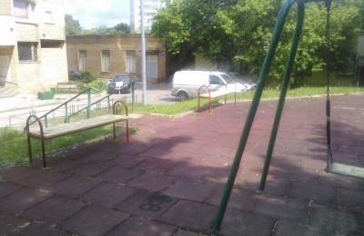 Площадка на Загородном шоссе в Донском районе