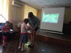 Детям рассказали, как правильно ухаживать за зубами