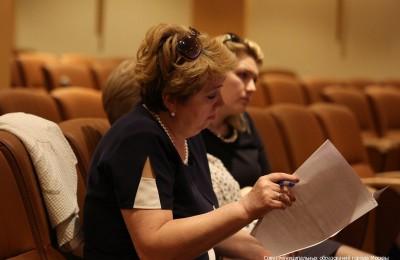 Во встрече приняла участие глава муниципального округа Донской Татьяна Кабанова