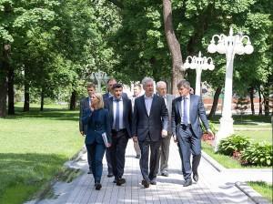 Сергей Собянин рассказал об обустройстве еще одной природной зоны в Москве