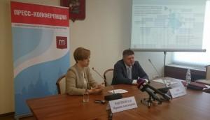 Конференцию провели Евгений Брюн и Марианна Максимовская