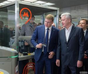 Собянин рассказал о строительстве метро на юго-востоке Москвы
