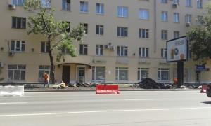 Ремонт асфальтового покрытия в Донском районе