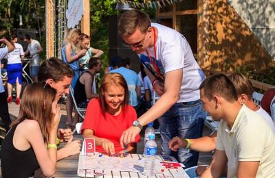 Молодые парламентарии сыграли в новую настольную игру