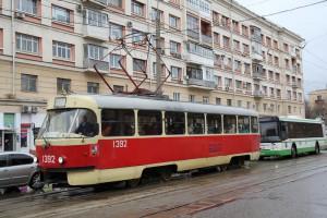 Трамвай №47