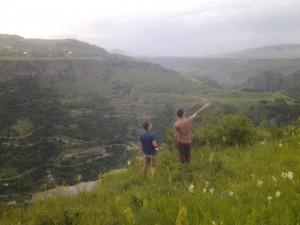 Совсем недавно завершилась первая поездка в Грузию, Армению и Азербайджан