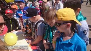 Дети из ЮАО на одной из экскурсий