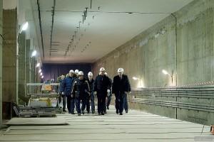 Сергей Собянин рассказал о строительстве новой ветки метро