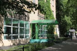 Библиотека №164 в Донском-районе